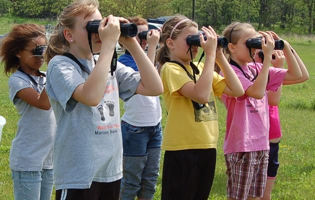 Birding as a Gateway to Environmental Education