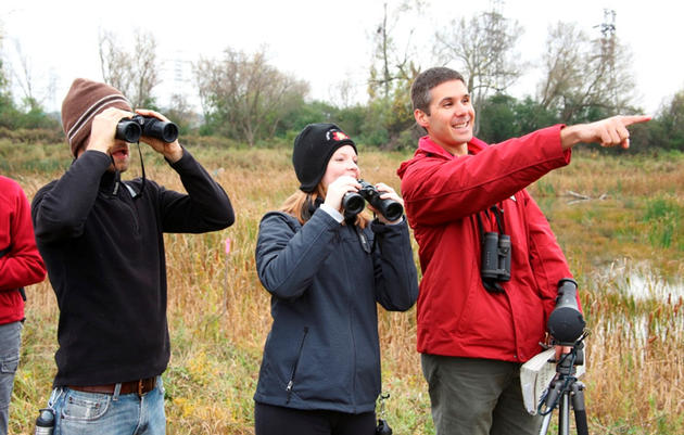 Audubon New York Staff, Locations, & Directions