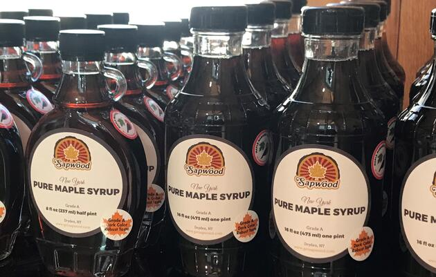 For This Upstate Maple Syrup Producer, Long-term Forest Health is the Goal