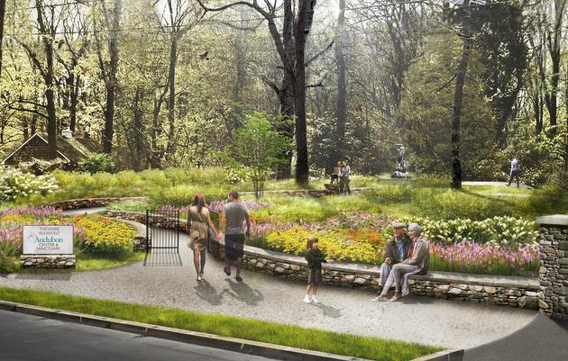 Theodore Roosevelt Sanctuary undergoes $2.5M upgrade