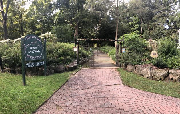 Theodore Roosevelt Sanctuary and Audubon Center