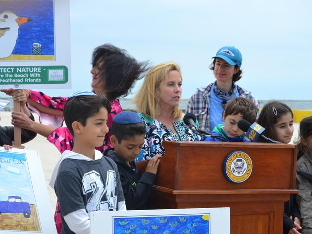 Hempstead Town Launches Awareness Campaign To Protect Endangered Species With Students And Conservationists