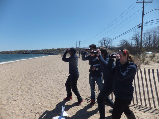 School to Shore Program on Long Island