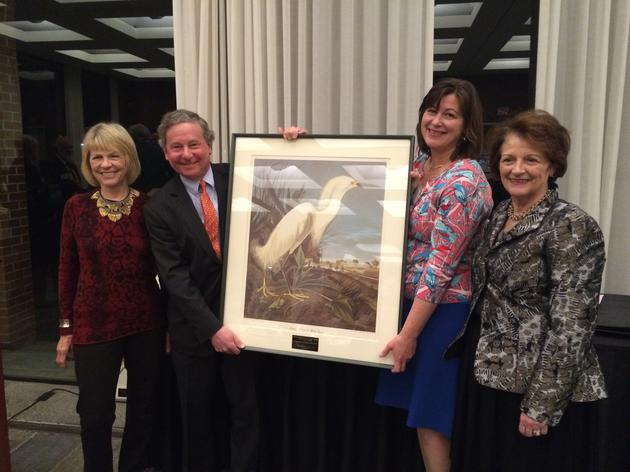 Assemblyman From Rye Receives State Audubon Award