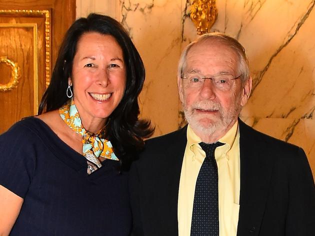 Audubon New York Honors Laura O'Donohue and John McPhee