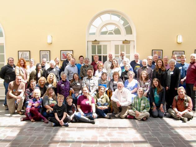 Audubon Council honors Senator O'Mara and June Summers of Genesee Valley Audubon