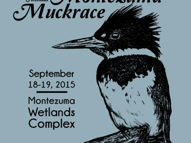 Montezuma Muckrace: Fun and competition for birding enthusiasts