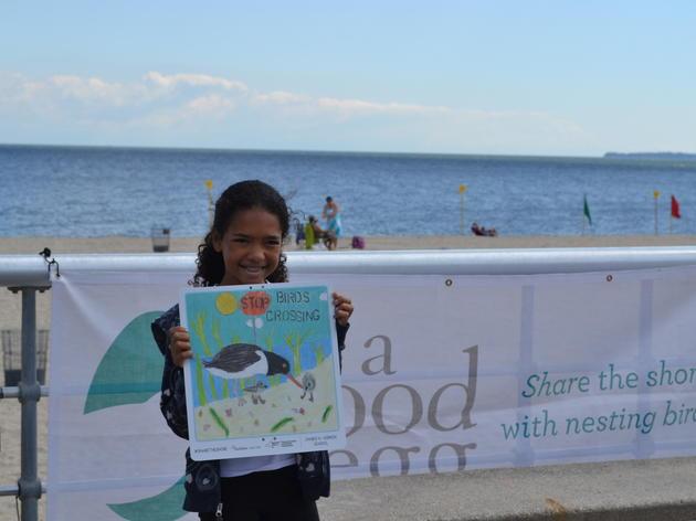 Long Island Students Spread Artful Awareness