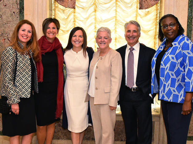 Audubon's 15th Annual Women in Conservation Luncheon Honors Gina McCarthy, Mary Powell, and Dorceta E. Taylor