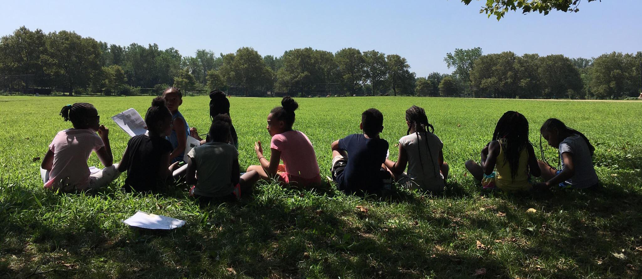 NYC Youth Education Programs. Photo: Audubon New York
